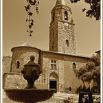 Cathédrale St Léonce de Fréjus par .Sissi - Fréjus 83600 Var Provence France