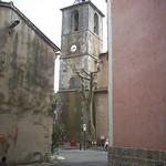 Clocher de l'église de Garéoult, Var. par Only Tradition - Gareoult 83136 Var Provence France