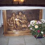 Eglise de Garéoult, Var. L'autel. by Only Tradition - Gareoult 83136 Var Provence France