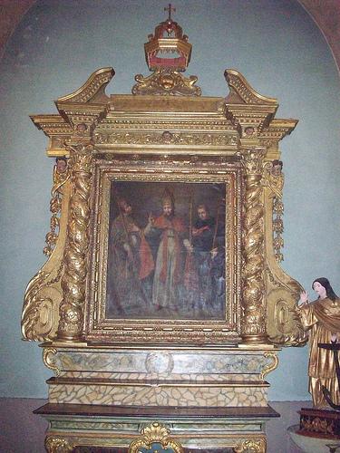 Eglise de Garéoult, Var. par Only Tradition