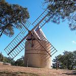 Moulins de Paillas à Ramatuelle by diezin - Gassin 83580 Var Provence France
