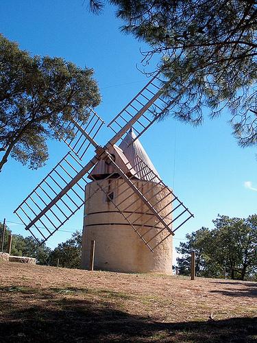 Moulins de Paillas à Ramatuelle par diezin
