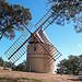 Moulins de Paillas à Ramatuelle par diezin - Gassin 83580 Var Provence France