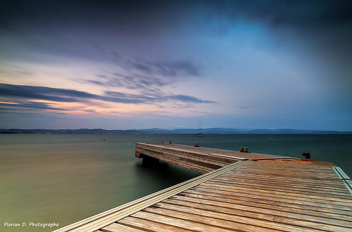 The Dock par Florian D. Photographe