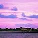 Ciel violet de Giens par Macré stéphane - Giens 83400 Var Provence France