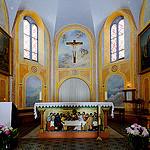 Intérieur de l'Église Saint Pierre par filoufoto1 - Giens 83400 Var Provence France