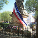 Journée de la Déportation. Monument aux morts, Gonfaron, Var. by Only Tradition - Gonfaron 83590 Var Provence France