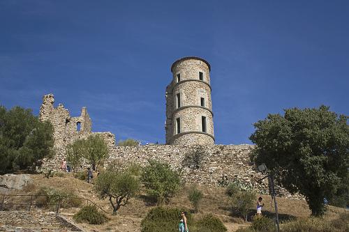 Le Château de Grimaud par cpqs