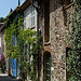 Ruelle de Grimaud by Belles Images by Sandra A. - Grimaud 83310 Var Provence France