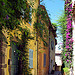 Ruelle  Grimaud by Belles Images by Sandra A. - Grimaud 83310 Var Provence France