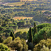 Vue depuis le chteau - Grimaud by Belles Images by Sandra A. - Grimaud 83310 Var Provence France