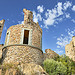 Ruines du chteau de Grimaud by Belles Images by Sandra A. - Grimaud 83310 Var Provence France