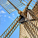 Les ailes du moulin de Grimaud by Belles Images by Sandra A. - Grimaud 83310 Var Provence France