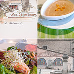 Restaurant Les Santons (Grimaud) by Belles Images by Sandra A. - Grimaud 83310 Var Provence France