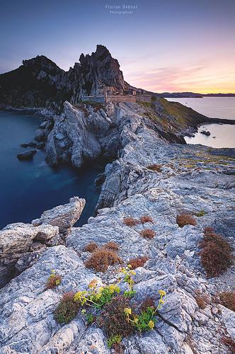 Le Cap des mèdes à Porquerolles by Florian Debout - Photographies
