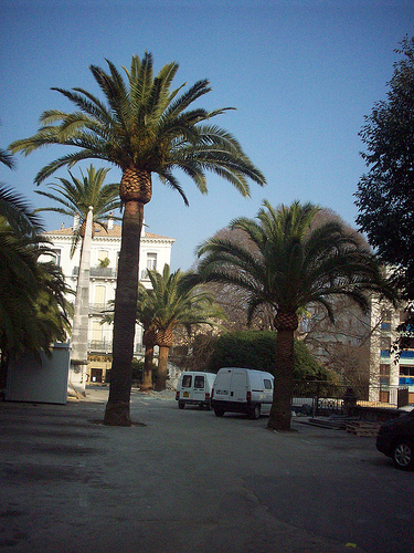 Place Stalingrad, Hyères, Var. by Only Tradition
