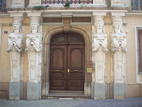Ancien Palais Lutétia. Hyères, Var. par Only Tradition