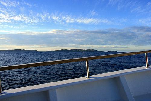 Direction les îles d'Hyères par Seb+Jim