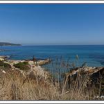 Plage de l'escalet : rivage par PUIGSERVER JEAN PIERRE - Ramatuelle 83350 Var Provence France