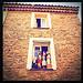 Facade et fenêtre atypiques par maybeairline - La Garde Freinet 83680 Var Provence France