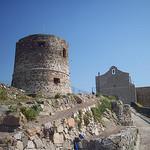 Ancien château et chapelle du XIème siècle. Le Rocher, La Garde, Var. par Only Tradition - La Garde 83130 Var Provence France