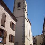 Clocher de l'église de la Nativité. La Garde, Var. par Only Tradition - La Garde 83130 Var Provence France