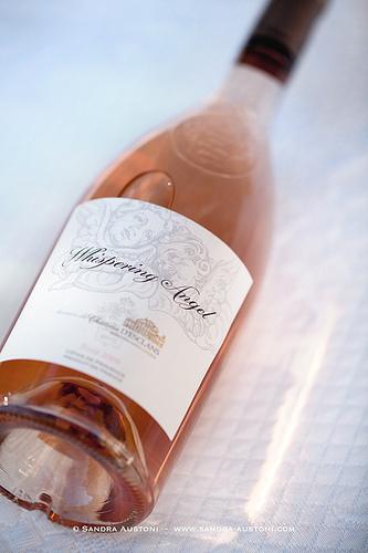 Wispering Angel rosé (Château d'Esclans) par Belles Images by Sandra A.