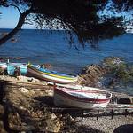 Bateaux en bord de mer, Var. par Only Tradition - La Seyne sur Mer 83500 Var Provence France