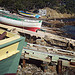 Bateaux de pêcheurs - La Seyne-sur-Mer, Var. par Only Tradition - La Seyne sur Mer 83500 Var Provence France