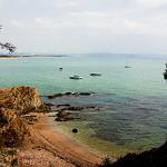 Plage de la presqu'île de Giens par  - Giens 83400 Var Provence France
