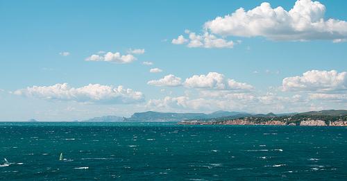 Côte d'Azur - Le brusc par Macré stéphane
