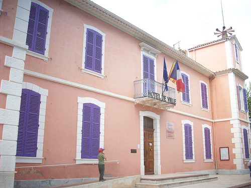 Hôtel de Ville, Le Cannet des Maures, Var. by Only Tradition