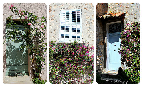 flanerie dans le village du Castellet par Tinou61