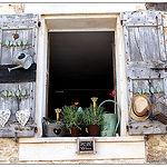 Fenêtre provençale par Tinou61 - Le Castellet 83330 Var Provence France
