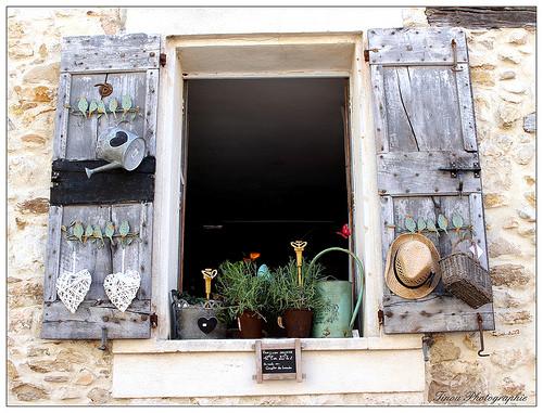 Fenêtre provençale par Tinou61