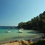 Plage du Cap de Leoube by chris wright - hull - Le Lavandou 83980 Var Provence France