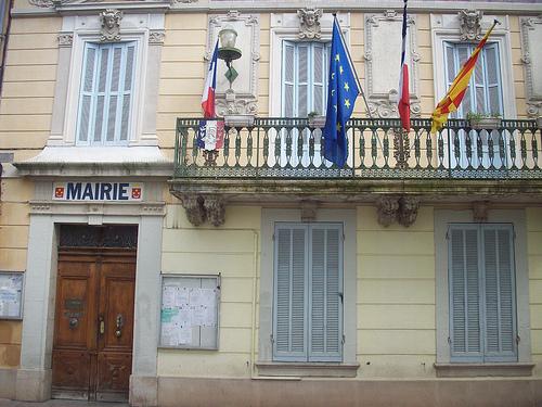 Hôtel de Ville, Le Luc-en-Provence, Var. by Only Tradition