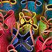 Baskets - at the market par Elisabeth85 {Way too busy} - Le Muy 83490 Var Provence France