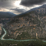Les Gorges du Verdon par ChrisEdwards0 -   Var Provence France