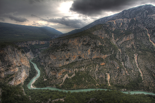 Les Gorges du Verdon par ChrisEdwards0