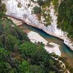 Canyon  - Gorges du Verdon. par  - Rougon  Var Provence France