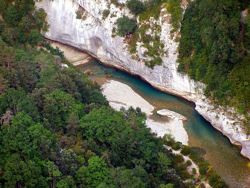 Canyon  - Gorges du Verdon. par nic( o )