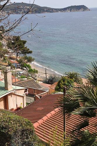 La côte d'azur - Le Pradet par budogirl73