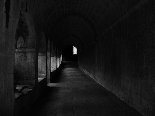 Couloir de l'Abbaye du Thoronet  par de Provence et d'ailleurs