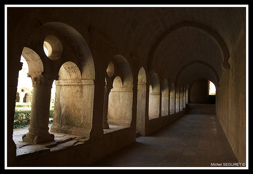 Abbaye de Thoronet (Var) par michel.seguret