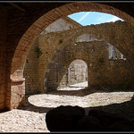 Abbaye du Thoronet : vieilles pierres by J@nine - Le Thoronet 83340 Var Provence France