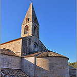 Abbaye du Thoronet - Var by Charlottess - Le Thoronet 83340 Var Provence France