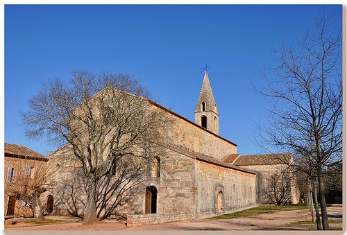Abbaye du Thoronet - Var par Charlottess