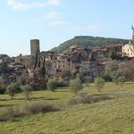 Wind-blown Les Arcs town par csibon43 - Les Arcs 83460 Var Provence France