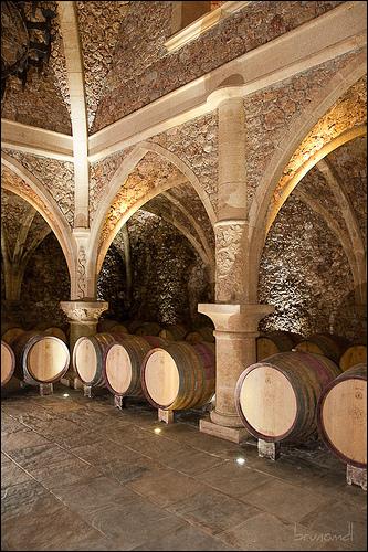 Château Font du Broc : caves par brunomdl